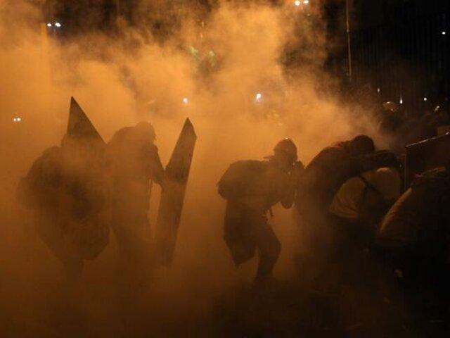 Clínica Oftalmosalud atiende gratis a afectados durante protestas