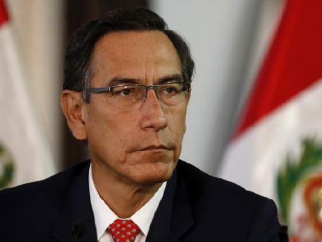 Martín Vizcarra se acogió al derecho al silencio en la sesión de la Comisión de Fiscalización
