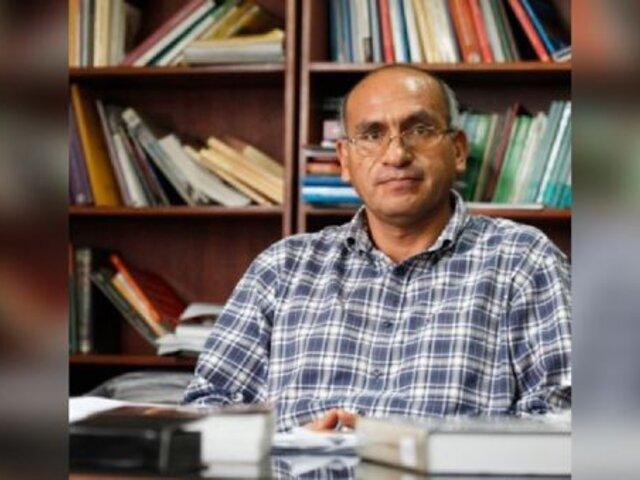 Waldo Mendoza: Esto es lo que dijo el ministro de Economía sobre la Constitución de 1993