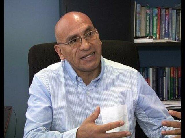 Ministro de Economía: necesitamos endeudarnos para financiar las vacunas