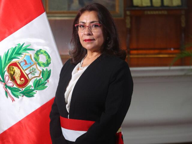 Fuerza Popular anuncia que otorgará voto de confianza al Gabinete Bermúdez