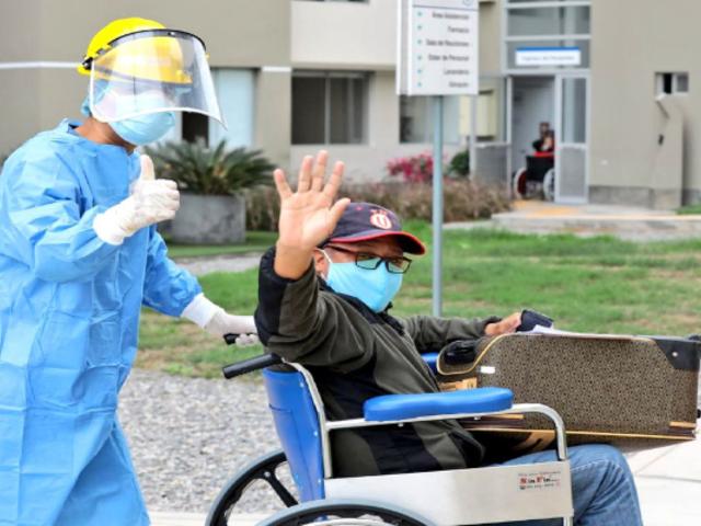 Coronavirus en Perú: más de 890 mil pacientes han vencido la enfermedad