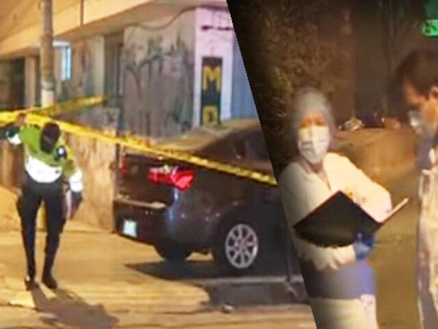 """Asesinan a chofer y cobrador de empresa de transportes  """"El Chino"""""""