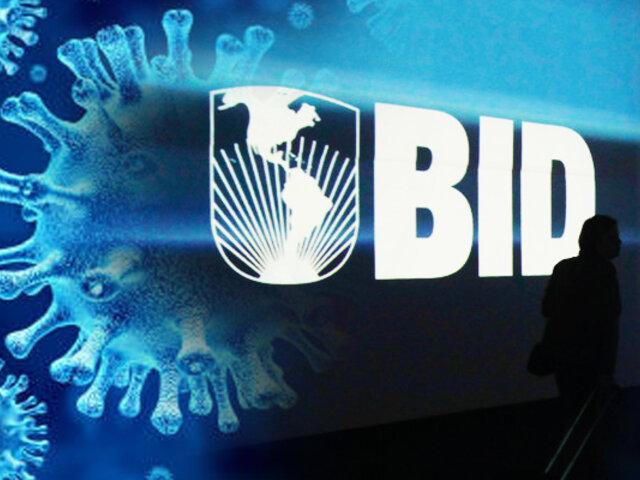 El BID reporta caída en las exportaciones de Latinoamérica por la pandemia