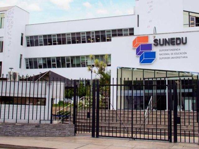 Comisión de Educación anunció que no dará oportunidades a universidades no licenciadas por Sunedu