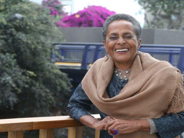 Mincul: Susana Baca retornará a Comisión Consultiva para trabajar ad honorem