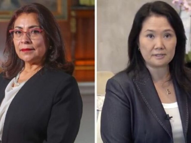 Bermúdez sobre pedido de Keiko Fujimori: El tema está judicializado y mal haríamos en intervenir