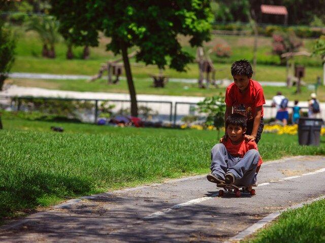 Niños menores de 12 años salen sin restricciones desde hoy 1 de diciembre