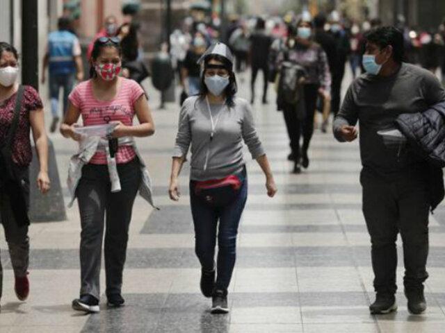 Senamhi reporta 23°C como máximo de temperatura en Lima