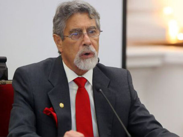 Presidente Sagasti se reunió con lideresa de Fuerza Popular y alcalde de Lima