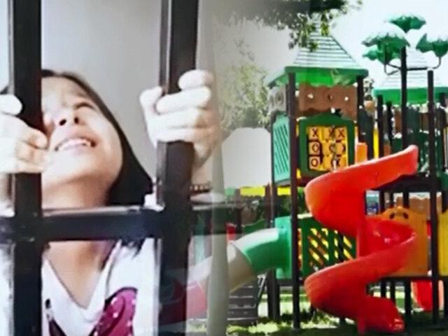 El escape infantil en tiempos del COVID-19