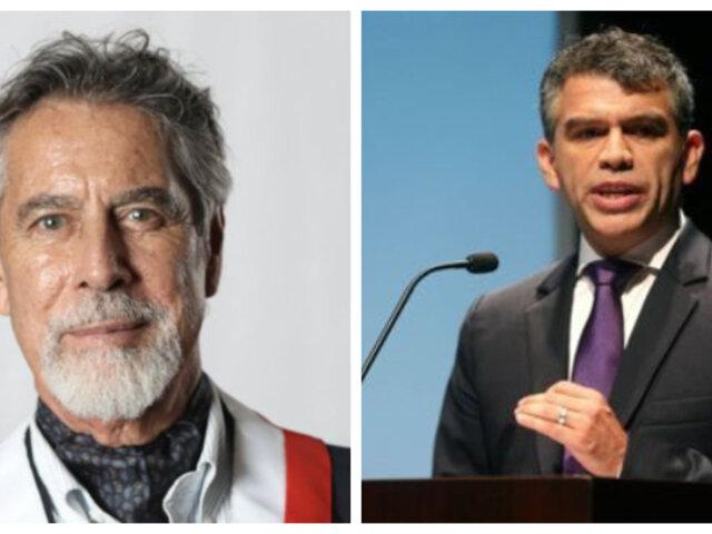 Guzmán: hemos solicitado a Sagasti transparencia y autonomía en cronograma electoral