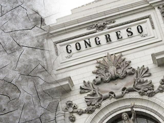 Partidos políticos en crisis: quiebres y arrepentimientos
