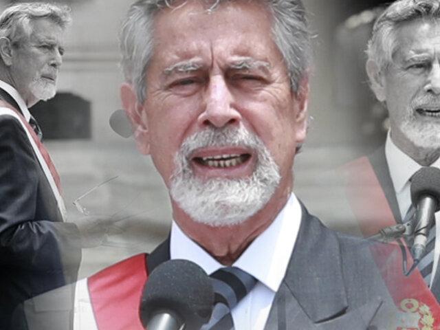 La sinfonía política de Francisco Sagasti: el cuarto presidente de la República en un quinquenio