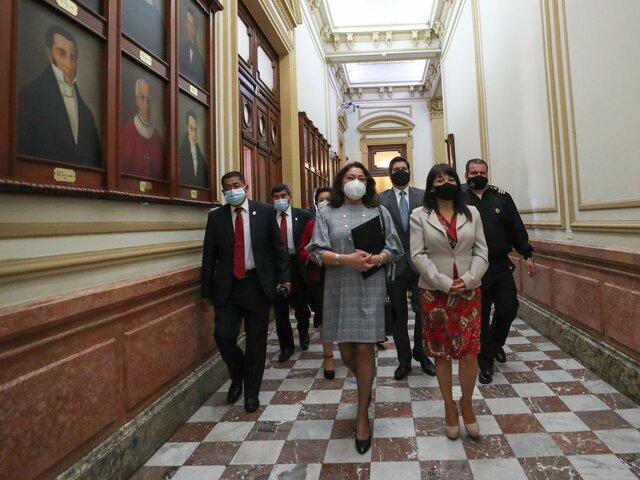 Presentación de Gabinete Ministerial ante el Congreso será 3 y 4 de diciembre