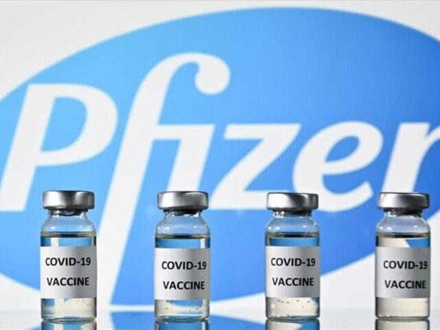 Presidente Sagasti anunció llegada de 50 mil vacunas contra el COVID-19 en diciembre