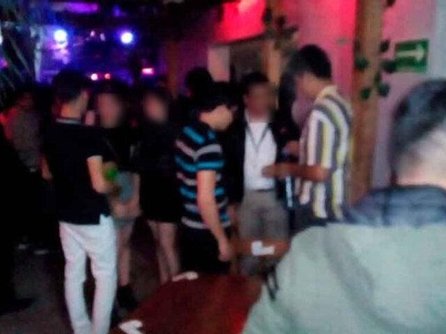 Covid-19: intervienen a más de 80 personas durante fiesta clandestina en Puerto Maldonado