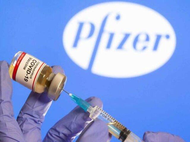 Coronavirus en Perú: llegarán 50 mil dosis de la vacuna de Pfizer en los próximos días
