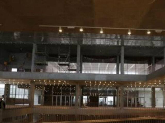 Museo Nacional del Perú será inaugurado en julio del 2021 como parte del Bicentenario