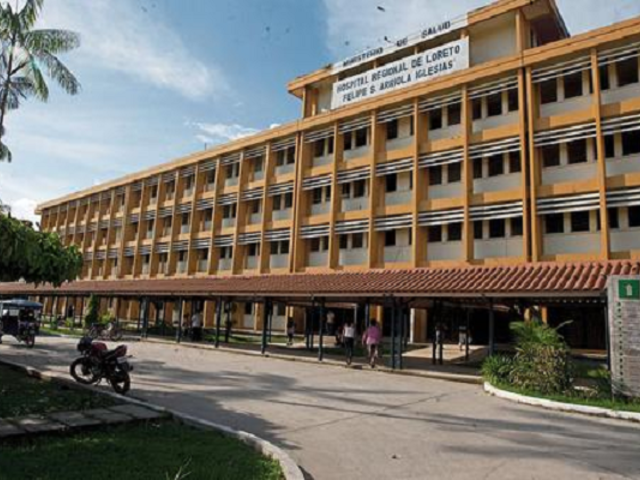 ¡Buenas noticias! Desde hace un mes no se registra ingreso de pacientes COVID-19 al hospital regional de Loreto