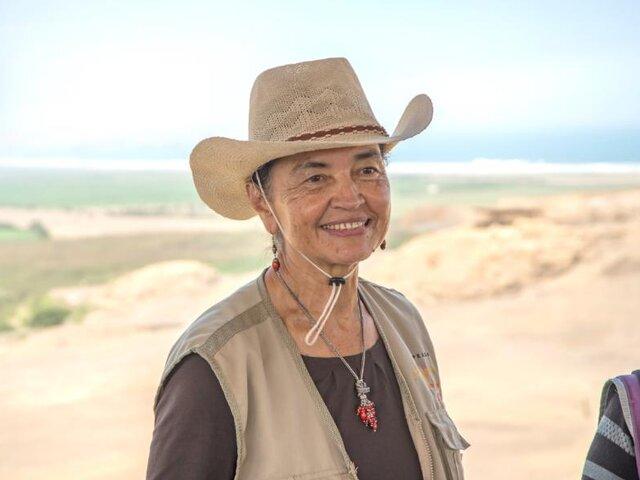 """¡Orgullo Peruano! Arqueóloga Ruth Shady en la lista """"BBC 100 Women"""""""