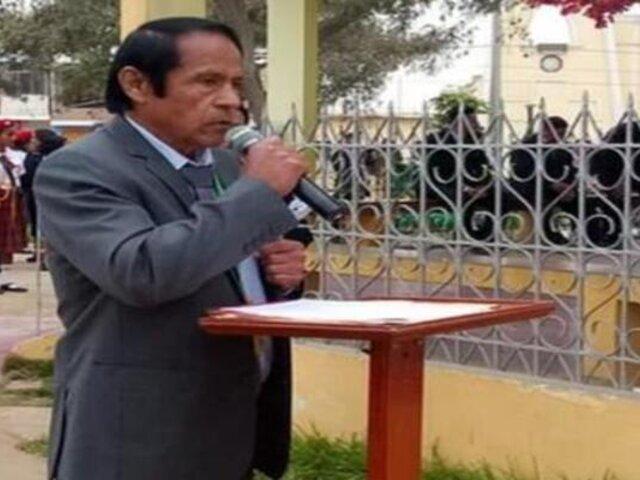 Lambayeque: alcalde de Lagunas murió tras accidentarse en escaleras