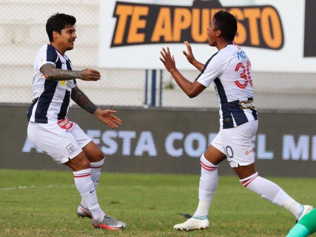 """La hora decisiva"": Alianza Lima enfrenta hoy a Carlos A. Mannucci"