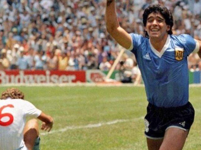 Diego Armando Maradona: diversos clubes de fútbol lamentaron su muerte