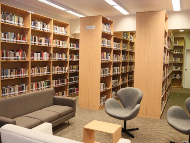 Miraflores: bibliotecas municipales abren nuevamente sus puertas al público