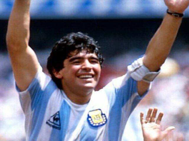 Restos de Maradona serán velados en la Casa Rosada