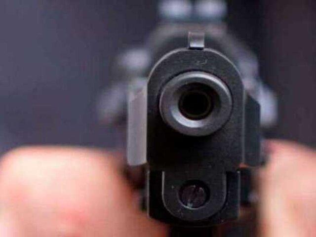 Callao: hombre muere tras ser baleado en presencia de familiares