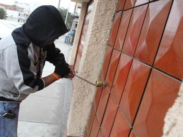 Pueblo Libre: capturan a presuntos 'robacasas' tras persecución