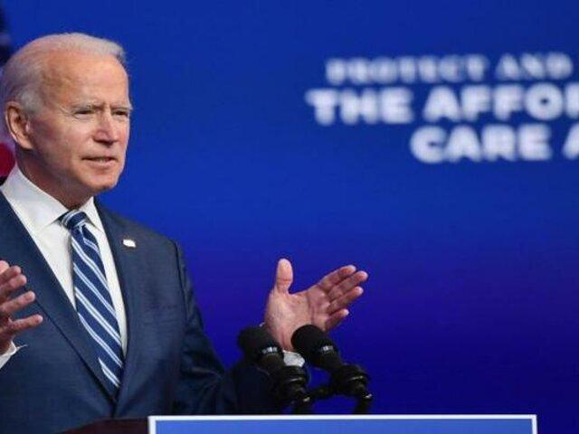 Biden presentará iniciativa a Senado para dar nacionalidad a millones de indocumentados