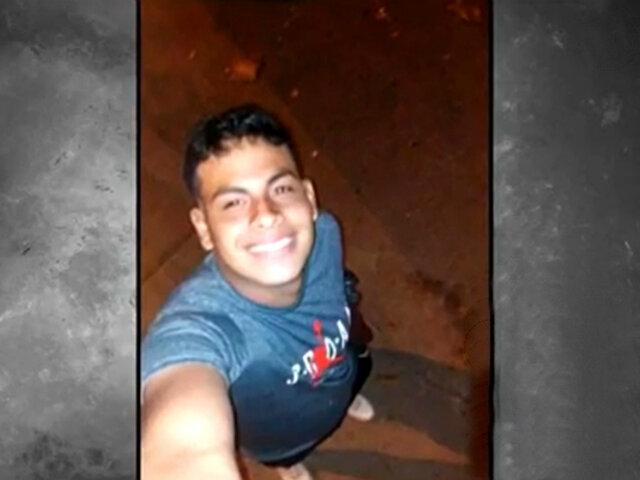 Huachipa: extranjero falleció tras fuerte discusión con cobrador de combi