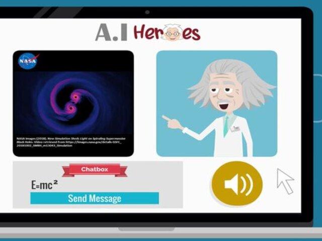 NASA: proyecto educativo peruano elegido como finalista en concurso global