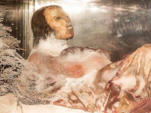 La Momia Juanita se convierte en Patrimonio Cultural de la Nación