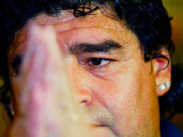 """""""Murió pobre"""": revelan que Diego Armando Maradona vivía de su sueldo"""
