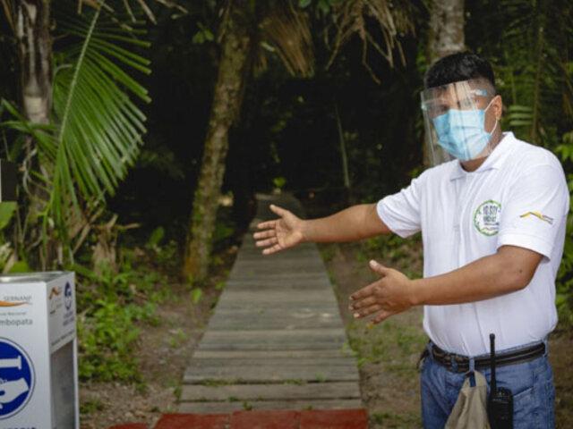 Madre de Dios: reanudan visitas turísticas a la Reserva Nacional Tambopata
