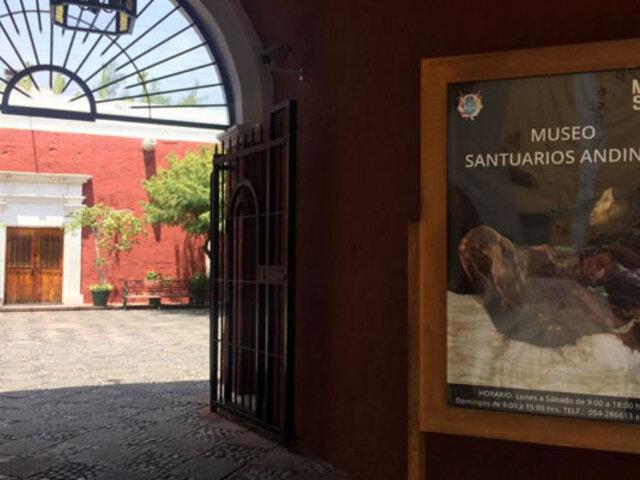 Arequipa: Museo de la momia Juanita es el lugar más visitado  tras reinicio de actividades turísticas