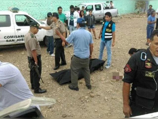 La Libertad: anciana muere tras ser atropellada por motocicleta