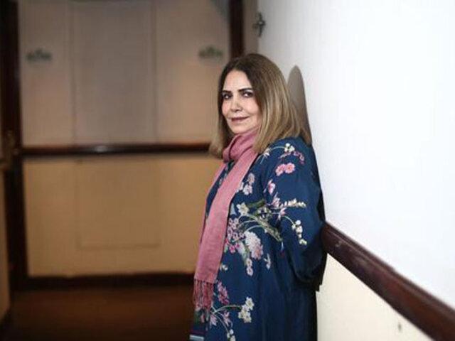 Cantante Tania Libertad se pronunció tras rumores sobre su presunta  muerte