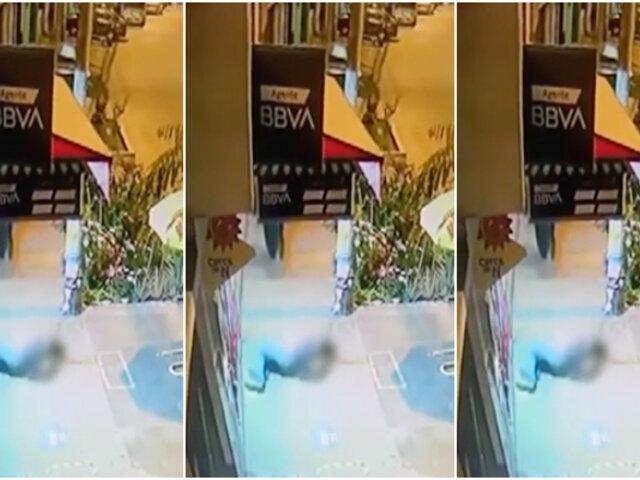 Los Olivos: crimen de joven en tienda sería por ajuste de cuentas, según información preliminar