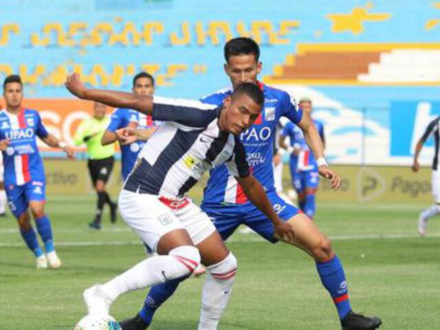 Alianza Lima: su postura frente a solicitud de clubes de Liga 1 para que solo haya un baja