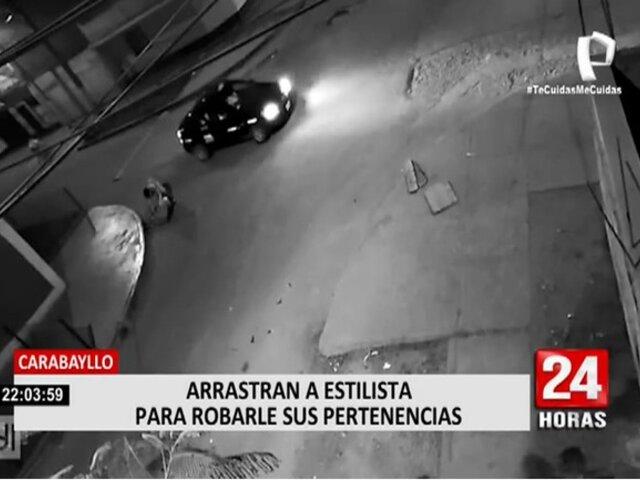 Carabayllo: dirigente vecinal denuncia incremento de robos por falta de unidad entre vecinos