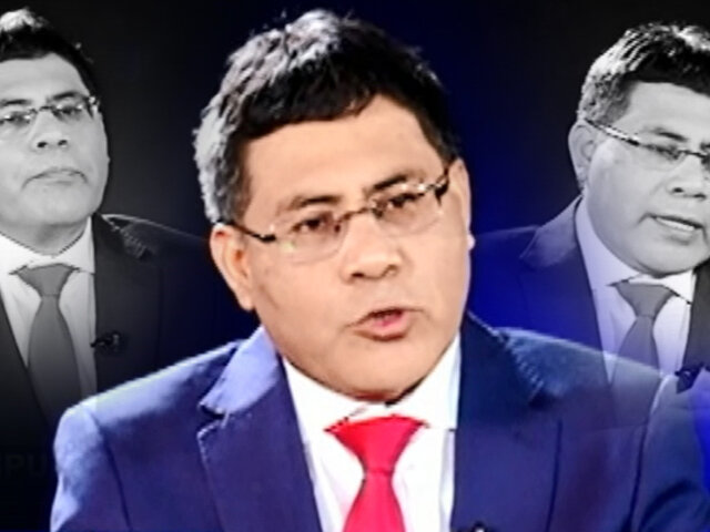 ¡Exclusivo! La respuesta del fiscal Germán Juárez señalado por filtración y complot