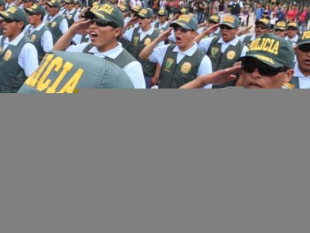 Grupo Terna: Mininter descarta desactivación por ser clave en lucha contra delitos menores