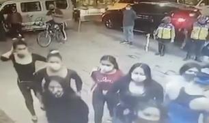 Denuncian constantes peleas de meretrices por disputa de clientes en Independencia