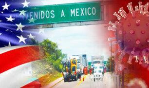 EEUU solicitó a sus ciudadanos que eviten viajar a México