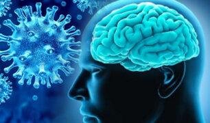 COVID-19: Estudio revela que el coronavirus infecta el cerebro a través de la nariz