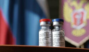 Covid-19: Putin ordena iniciar vacunación masiva la próxima semana